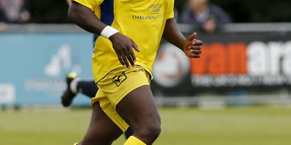 Ade Yussuf on debut for St. Albans