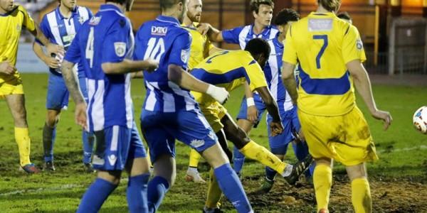 Eddie Oshodi fires the Saints Level