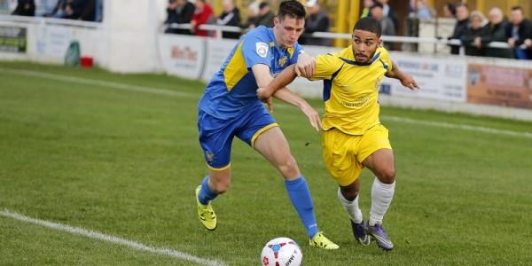 Jernade Meade looks to open up the Basingstoke defense