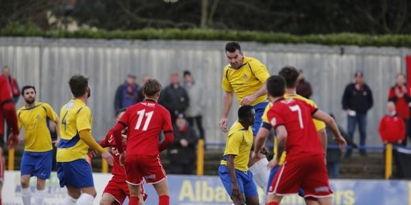Ben Martin heads clear