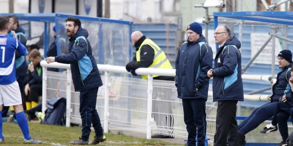 Ian Allinson mastermind a win the saw Concord Rangers defeated for the first time this year