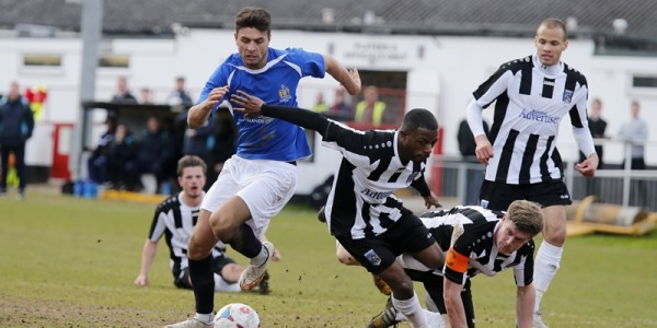 Michael Thalassitis leaves the Maidenhead defense all at sea