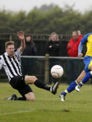 Lee Chappell sent in a fine cross that Louie Theophanous blasted into the net to get the Saints back in the game