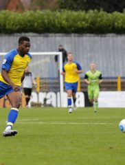 Dipo Akinyemi injects some pace late on into the game