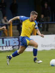 Lee Chappell drives the SAints forward