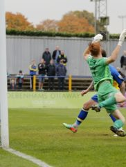 The Saints in fine form netting a total of 5 times for the second weekend running