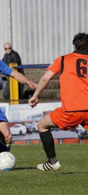 Ben Herd takes on Alex Brown
