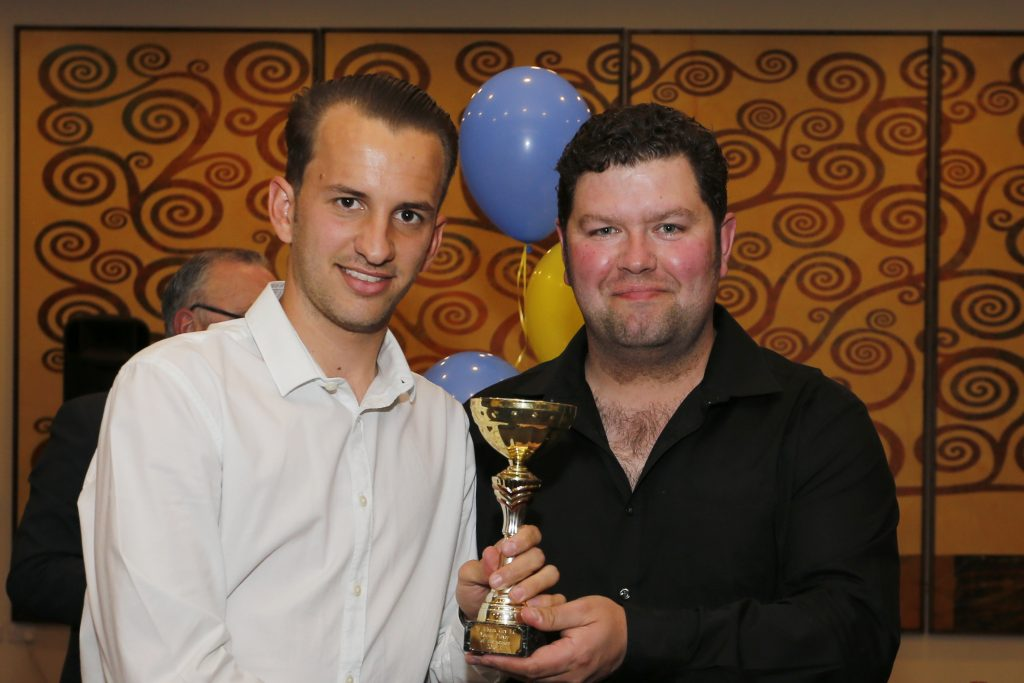 Young Player of the Season - Sam Merson