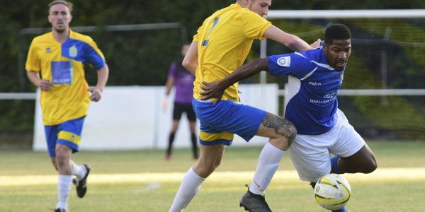 Harpenden Town vs St Albans City – 1