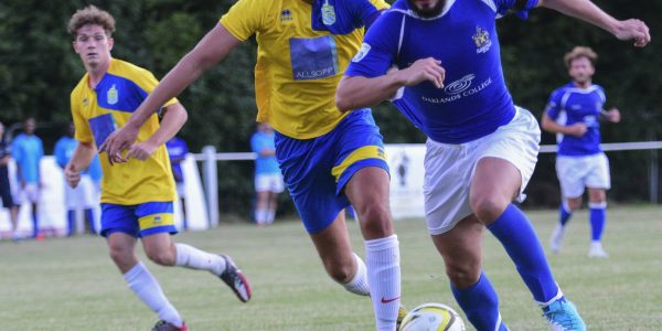 Harpenden Town vs St Albans City – 4