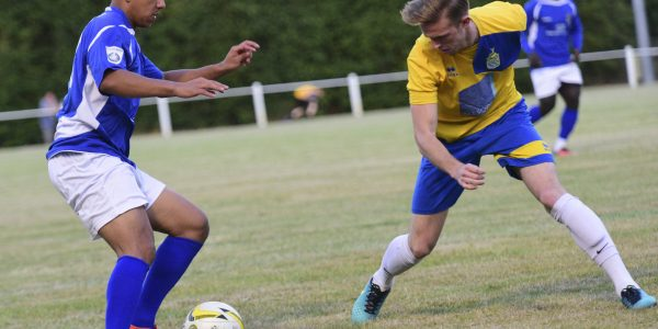 Harpenden Town vs St Albans City – 5