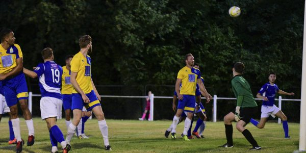 Harpenden Town vs St Albans City – 6