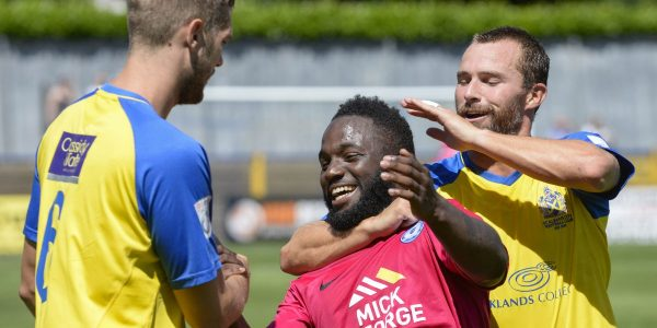 St Albans City v Peterborough United – 10