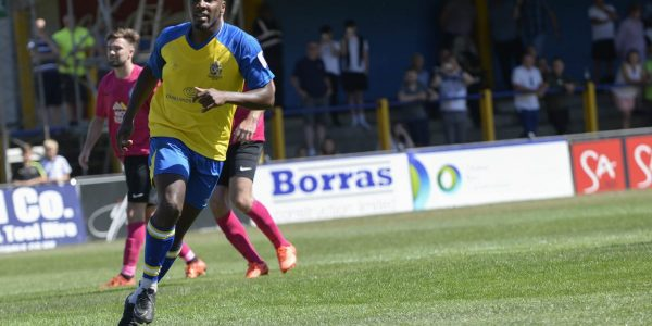 St Albans City v Peterborough United – 11
