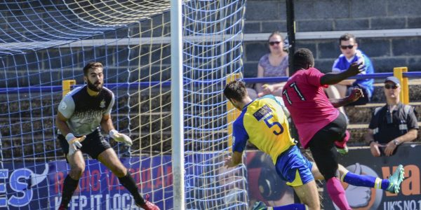 St Albans City v Peterborough United – 2