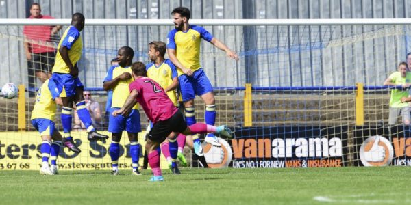 St Albans City v Peterborough United – 6