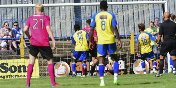 St Albans City v Peterborough United – 7