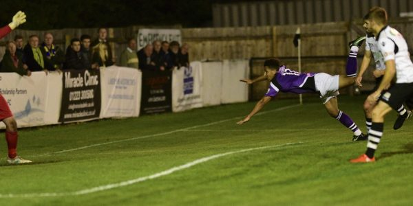 Banton's diving header beats Conroy