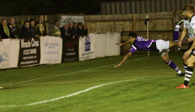 Cambridge City 0 Saints 2