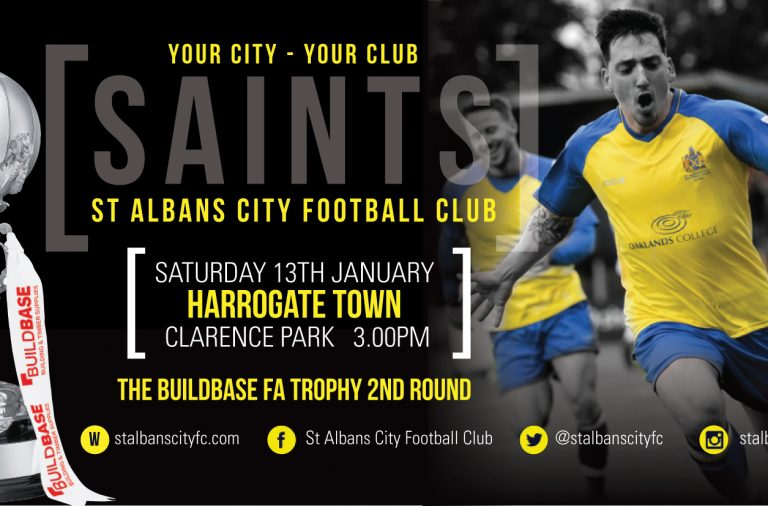 Harrogate Town (H) FA Trophy match preview