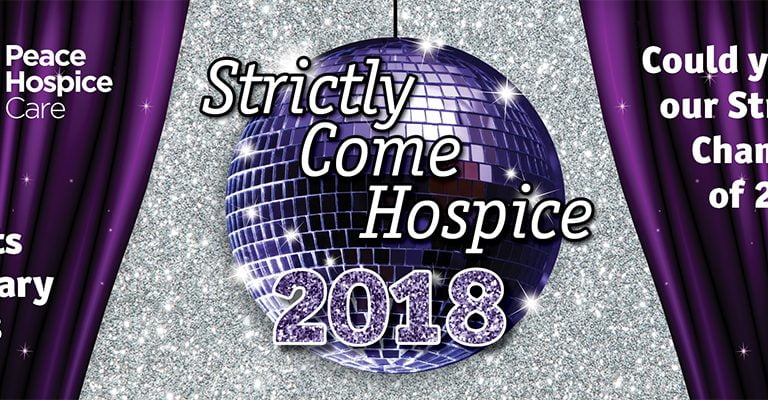 Strictly Come Hospice fundraiser