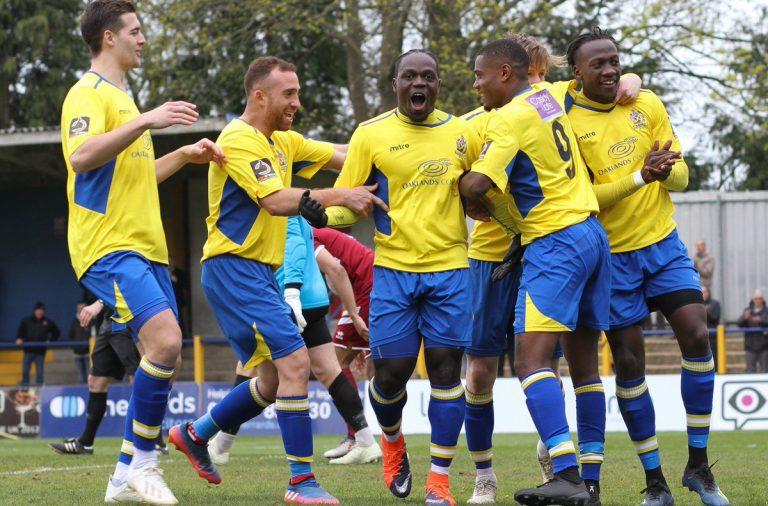 Herts Senior Cup final