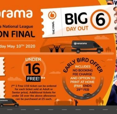 Vanarama Big Day Out 6
