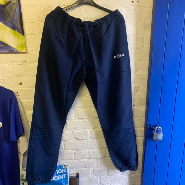 Cuffed tracksuit bottom
