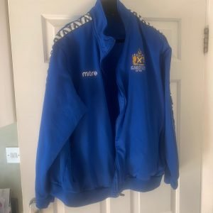 Track Jacket Royal Blue