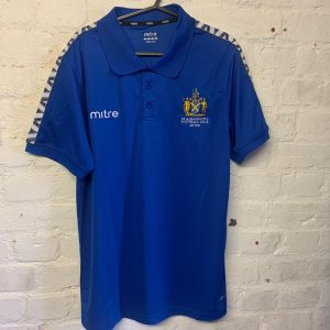 Polo shirt (Royal Blue)