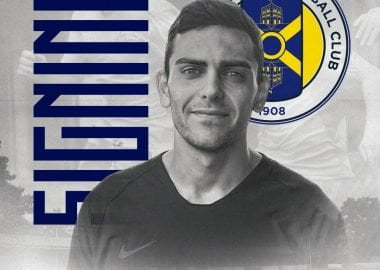 Signing - Mitcell Weiss
