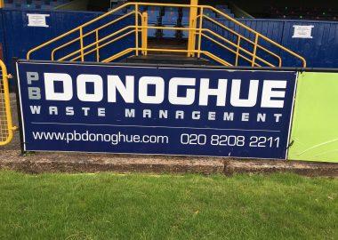 PB Donoghue